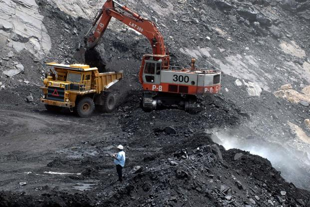 Coal India, which is planning to double output to one billion tonne by 2019-20, wants to explore neighbouring markets to boost sales.  Photo: AFP
