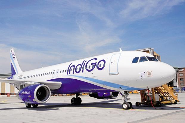 IndiGo has a fleet of 109 aircraft with 811 daily flights to 40 cities and a domestic market share of 38.10%.