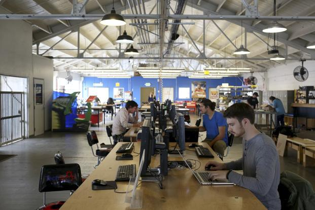 The overwhelming majority of start-ups that are funded have White, male founders. Just 1% are Black, 8% are female and 12% are Asian. Photo: Reuters