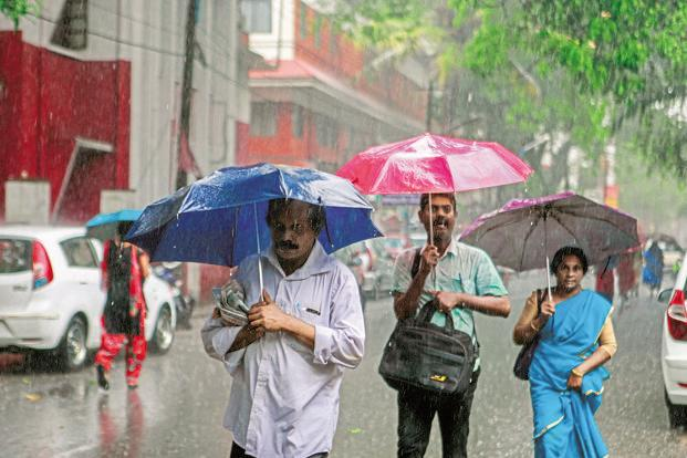 Since the monsoon season started in June, India has received 1% excess rainfall.  Photo: Roshan Mohammad/ Mint