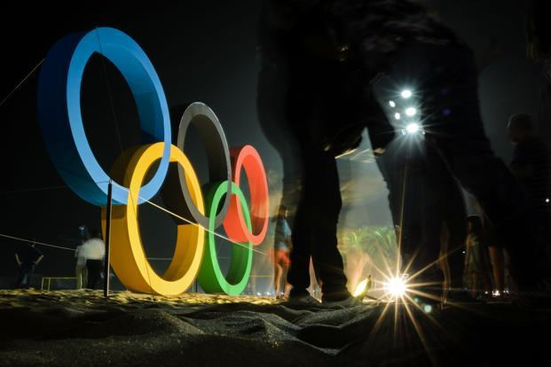 India's Olympic contingent has the highest share of women since the 1988 Olympics. Photo: AFP