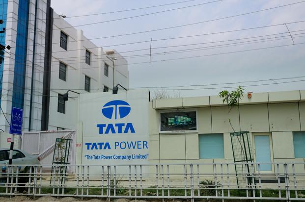 Stock of Tata Power ended at Rs71.50, down 0.56% from the previous close on BSE. Photo: Priyanka Parashar/Mint