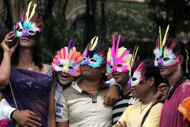 The bill is silent about Section 377, right to marriage and adopt. Photo: Vijayanand Gupta/Hindustan Times