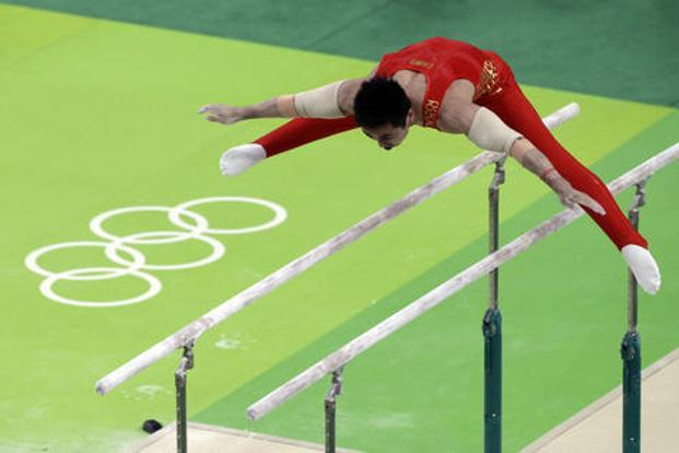For three decades, China has embraced the Olympics as a proxy for national greatness. Photo: AP