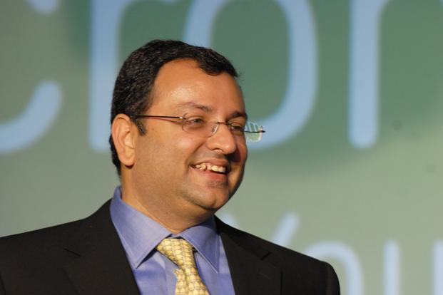 Cyrus P. Mistry is the chairman of Tata Sons Ltd. Photo: Hemant Mishra/Mint