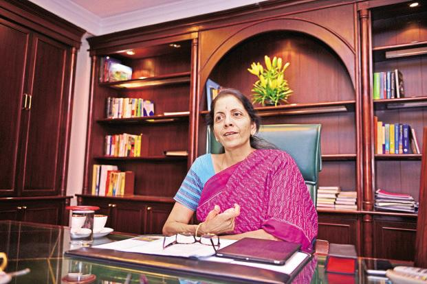 Trade minister Nirmala Sitharaman. Japan has been pushing for a single-tier system to which India has agreed. Photo: Pradeep Gaur/Mint