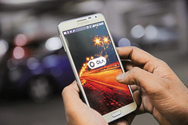 It's not clear whether Didi would provide equity or debt to Ola, which has raised around $1.3 billion in funding and is valued at over $5 billion. Photo: Hemant Mishra/Mint