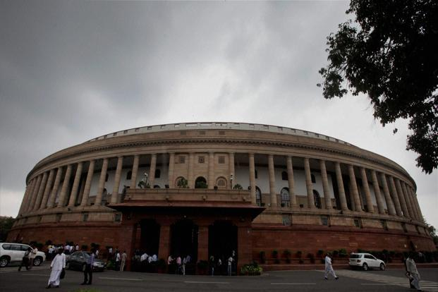 On 3 August, Rajya Sabha passed the GST bill with support of 203 members, while the Lok Sabha passed it on 8 August with 443 members voting for it. Photo: PTI