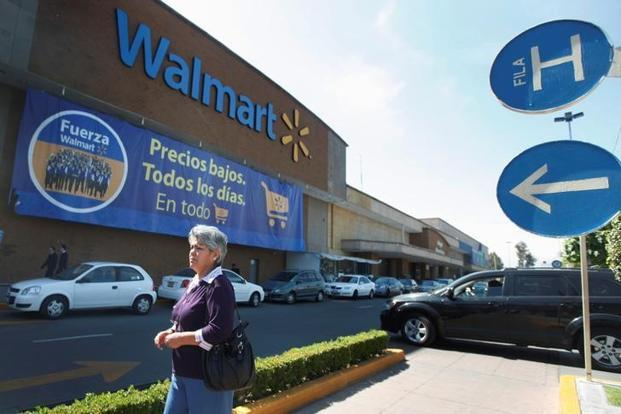 Wal-Mart is the largest company in the world by sales. Photo: Reuters