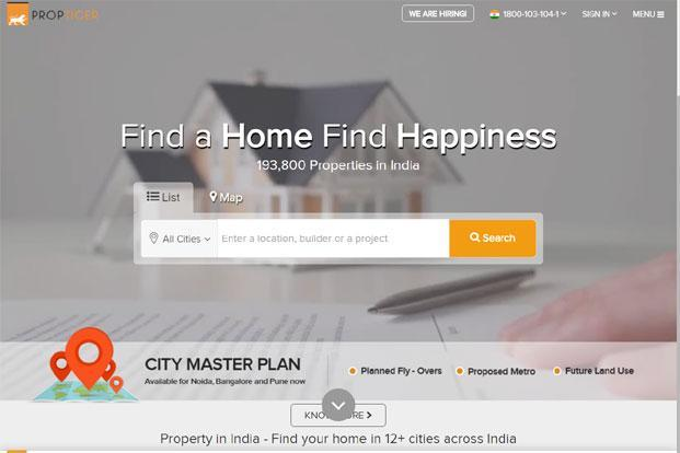 PropTiger claims to have sold homes worth over Rs10,000 crore to more than 15,000 customers since its inception.