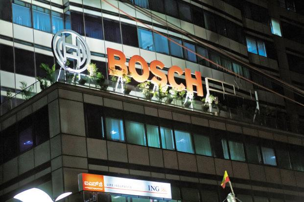 The raw material costs of Bosch are up 35.25% to Rs761.99 crore from Rs563.40 crore a year ago. Photo: Mint