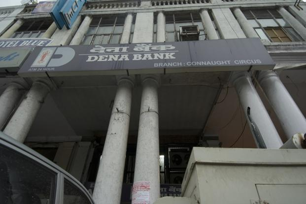 Dena Bank's gross non-performing assets almost doubled to <span class='WebRupee'>Rs.</span>9,636.32 crore in June from <span class='WebRupee'>Rs.</span>4,840.70 crore. Photo: Mint
