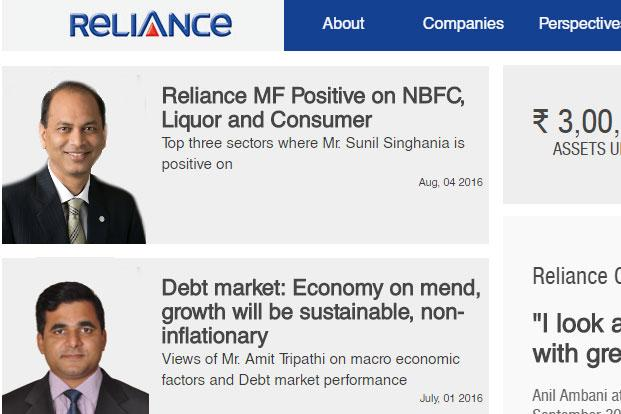 On stand-alone basis, Reliance Capital reported 22% rise in net profit at Rs213 crore in June quarter of 2016-17, against Rs175 crore year ago.