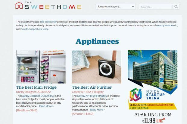 The Sweethome website lists the best buys.