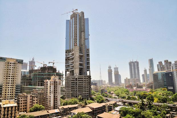 Only 5,059 housing units were launched in the region in the June quarter; in the year-ago period, the figure was 11,041 units. Photo: Aniruddha Chowdhury/Mint