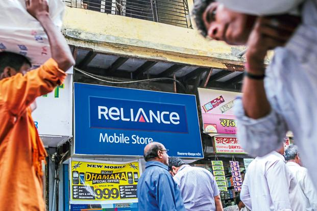 Reliance Communications has approached the court over an order passed by TDSAT, which mandated payment of termination charges for SMS @10 paisa per message. Photo: Bloomberg