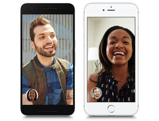 Google Duo is a mobile-only service, at least for now, so what you cannot do is call a friend or colleague from or to a desktop PC or laptop, as is possible on Skype and FaceTime. Photo: AP
