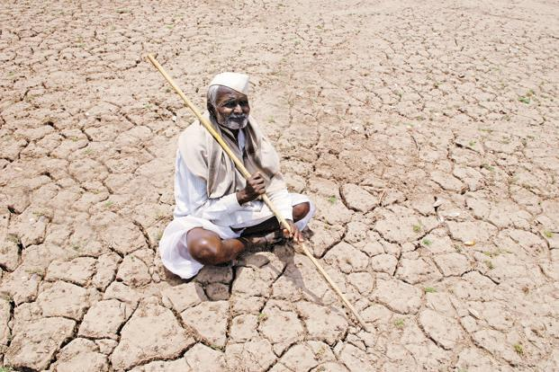 The Karnataka government, which has already alerted farmers, is preparing for the worst.  Photo: Hemant Mishra/Mint