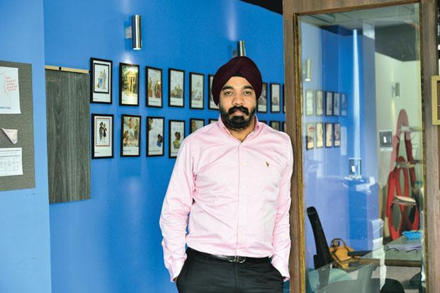 Amanpreet Bajaj says a lot of unique accommodations have come up on Airbnb such as traditional havelis in Rajasthan, Kerala houseboats and mud houses across India. Photo: Priyanka Parashar/Mint