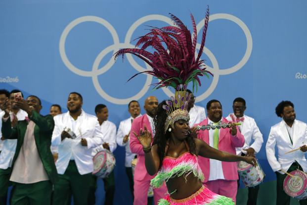 Swaying to the samba in the shadow of the Olympics