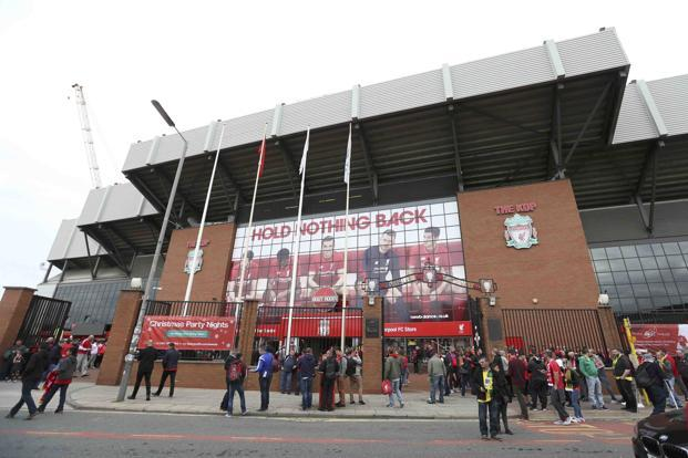 Liverpool is one of the world's most-followed clubs thanks to its record of success in the 1970s and 1980s. Photo: Reuters