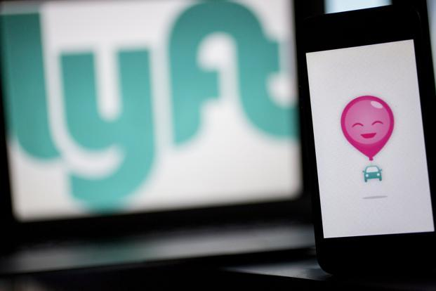 Lyft is the second-biggest ride-hailing company in the US behind Uber. Photo: Bloomberg
