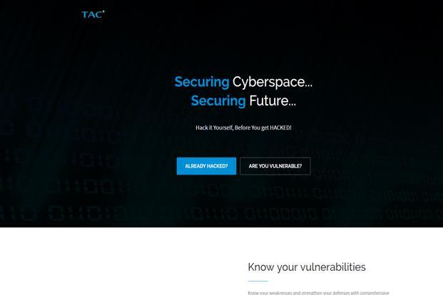 Founded in 2013, TAC Security helps enterprises identify weaknesses within their computer systems before any hacking activity takes place