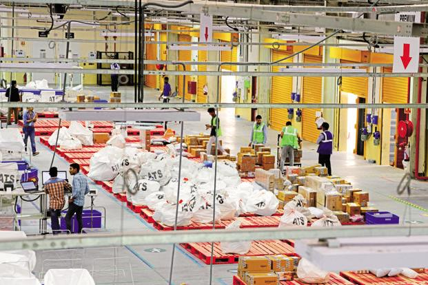GST roll-out may spur demand  for bigger warehousing spaces - Livemint