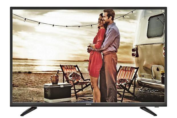 Japanese electronics brand Sanyo is eyeing the affordable flat television market in India