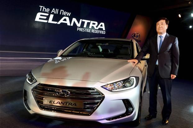 Hyundai Motor India looks to sell half a million cars in 2016 - Livemint