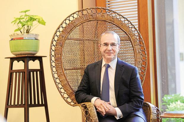 Kevin Sneader, chairman-Asia, McKinsey & Co. Photo: Hemant Mishra/Mint