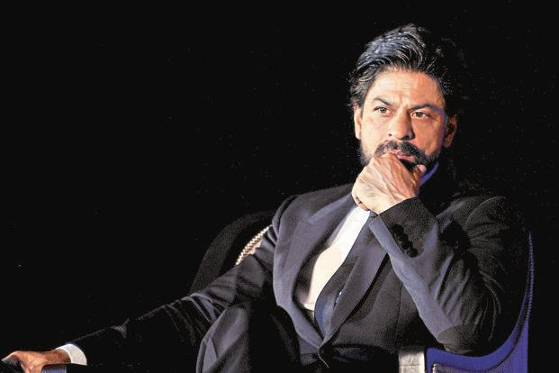 A file photo of Bollywood actor Shah Rukh Khan. Photo: AFP