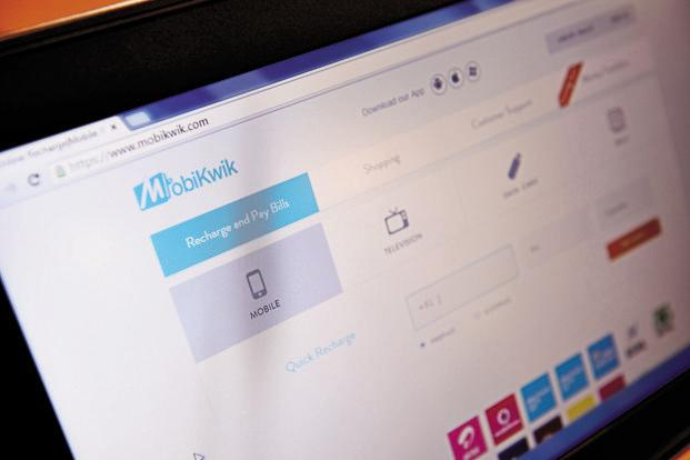 MobiKwik allows users to load money into a digital wallet using cash, loyalty points, debit card, credit card and net banking, after which it can be utilized to make purchases online. Photo: Priyanka Parashar/Mint