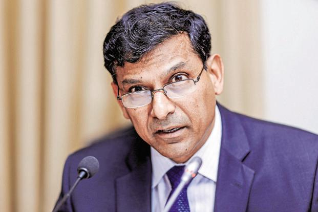 A file photo of RBI governor Raghuram Rajan. Photo: Bloomberg