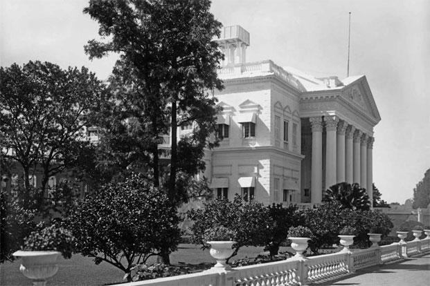 The British Residency in Hyderabad