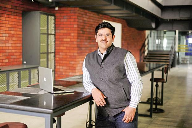 Samay Kohli is co-founder and CEO of GreyOrange, a robotics firm he founded in 2011.