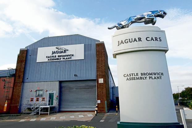 In the long run, a weak pound will work to its advantage, since JLR sells about 80% of its vehicles outside the UK. Photo: Reuters