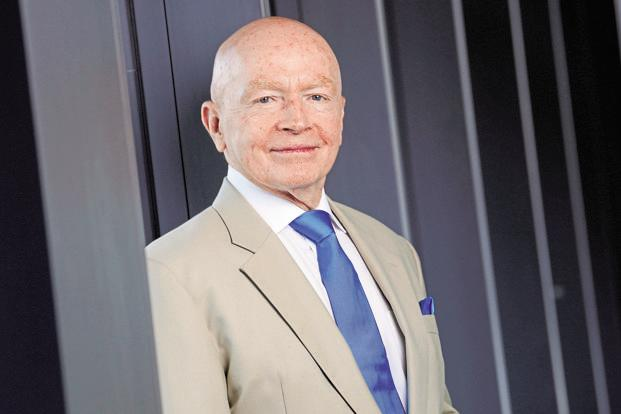 franklin templation - focus now on gst implementation mark mobius livemint