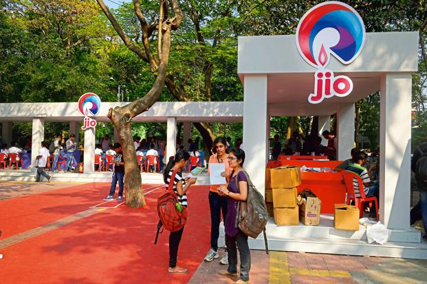 Reliance Jio is seen as an opportunity for Mukesh Ambani to set a new course for a company still dominated by his late father, its founder. Photo: Abhijit Bhatlekar/Mint