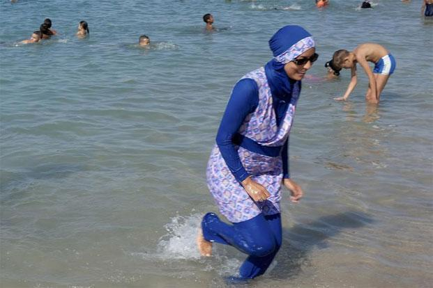 The brazenly two-faced burkini ban
