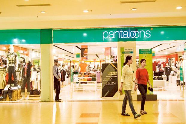 Sales at Pantaloons, which operates in the value segment, grew 31%, helping the company register a respectable revenue growth of 8%. Photo: Ramesh Pathania/Mint