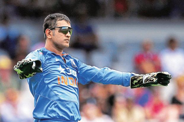 Dhoni was charged under Section 295 (injuring or defiling place of worship with intent to insult the religion of any class) along with 34 (common intention) of the Indian Penal Code. Photo: Getty Images