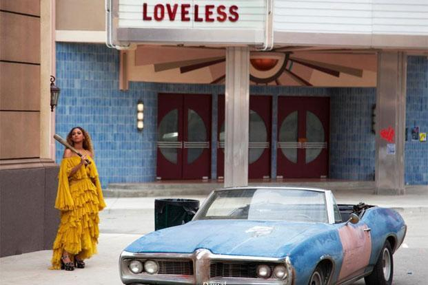 Beyonce in a still from 'Lemonade'.