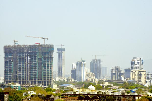 According to RBI data, total banking sector exposure to real estate developers was Rs1.83 trillion as of 24 June—an increase of 9.5% from Rs1.67 trillion a year ago. Photo: Aniruddha Chowdhury/Mint