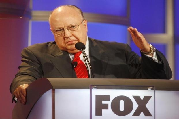 Roger Ailes, former chairman and CEO of Fox News and Fox Television Stations. Photo: AP