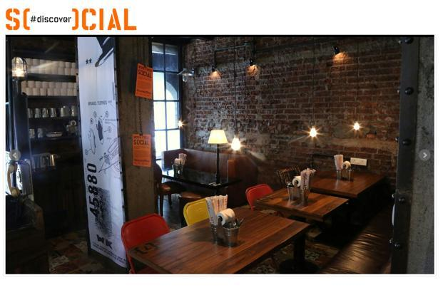 Impresario currently operates 13 Social outlets and will be opening another outlet in Gurgaon on 9 September.