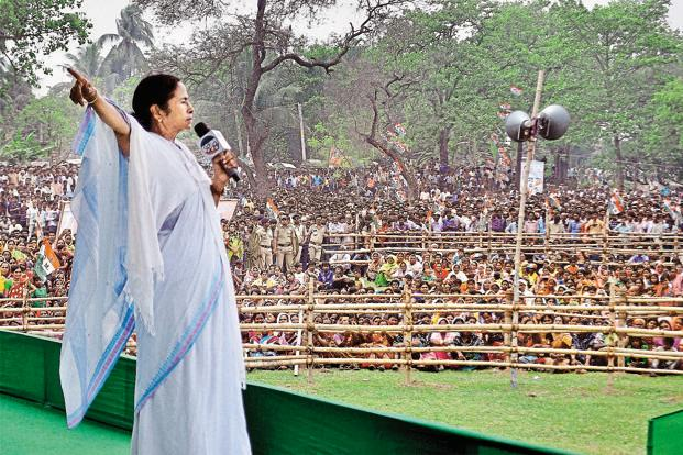 Trinamool Congress To Fight Polls In Other States In 2017 Livemint