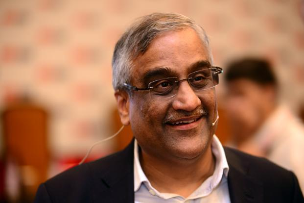 A file photo of Future Group CEO Kishore Biyani. Photo: Ramesh Pathania/Mint