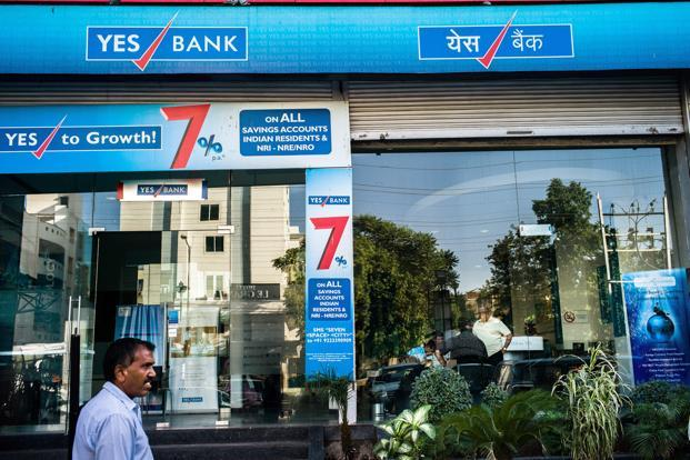 Yes Bank has hired 11 banks to manage the share sale. Photo: Bloomberg