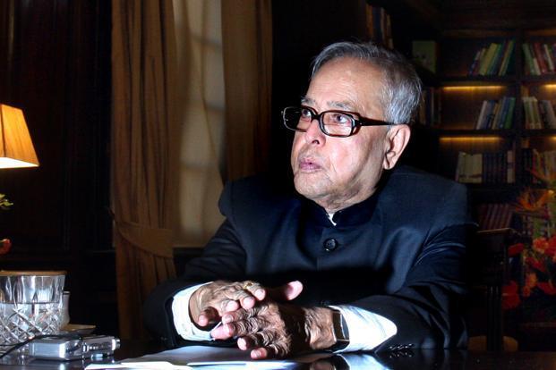 President Pranab Mukherjee  approves landmark GST Bill - news